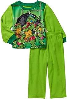 Teenage Mutant Ninja Turtles Little Boys & Baby Fleece 2 Piece Pajama Sleepwear Set