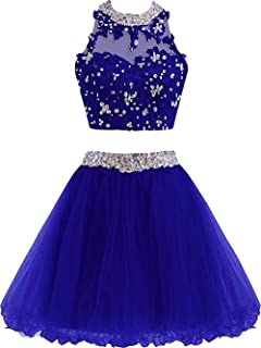 Cute Lace Dress Prom Dress For Teens Ball Gown Bridesmaid Dress C471Cy
