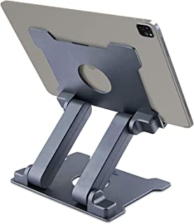 Tablet Stand,KABCON Adjustable Aluminum Tablets(7-13.5 inch) Holder for iPad 2017/2018,iPad Pro,Surface Pro Surface Pro 3 ...