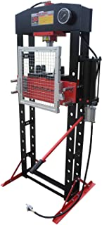 Redline RE30T 30 Ton Air Hydraulic Shop Repair Metal Press
