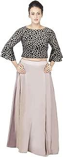 Indian Dresses Store Graphone Women's Velvet Silk Lehenga Choli