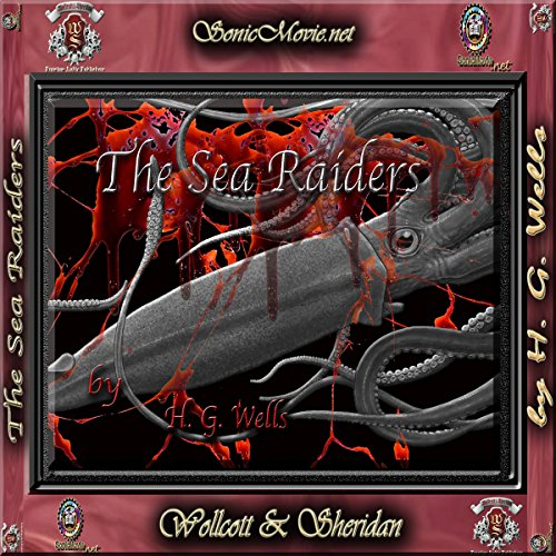 The Sea Raiders cover art