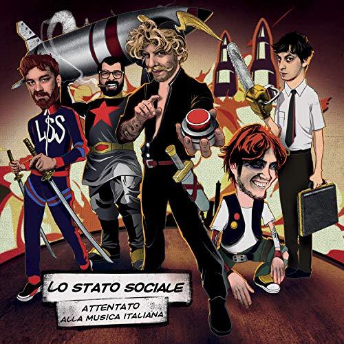 Attentato alla musica italiana (3 LP) (3 LP)