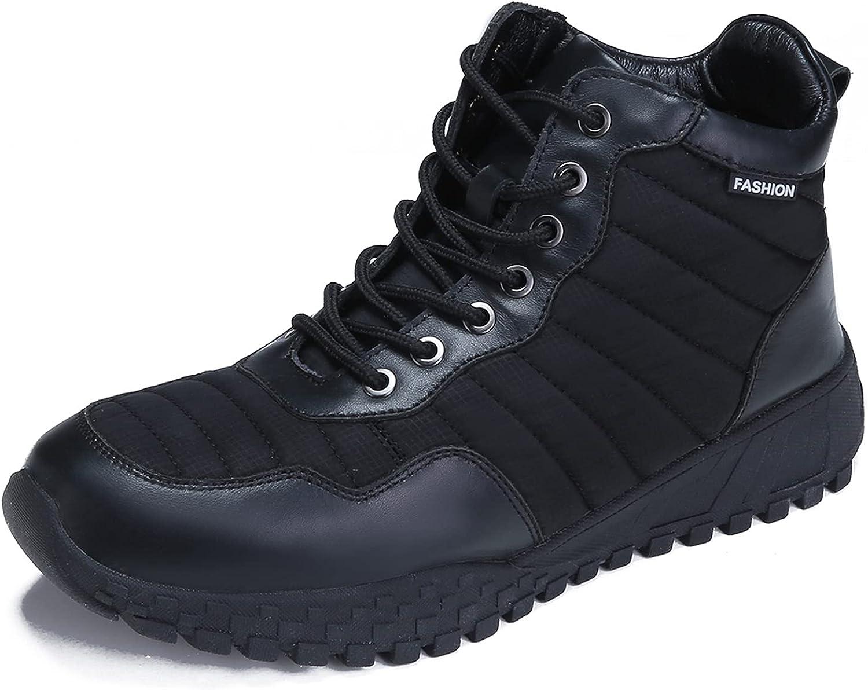Men Snow Boots Finally popular brand Fur Lining Outdoor Waterproof Direct sale of manufacturer Hiker Shoes Hiking