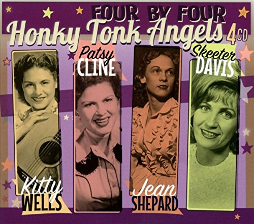 Four By Four-Honky Tonk Angels
