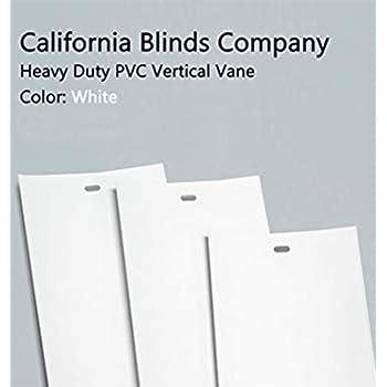 "Replacement Vertical Blind Slat 89mm 3.5/"" Madrid Design"