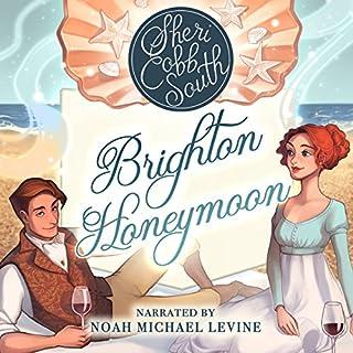 Brighton Honeymoon audiobook cover art