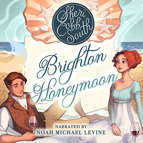 Brighton Honeymoon audiobook cover art