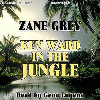 Ken Ward in the Jungle audiobook cover art
