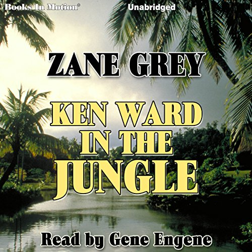 Ken Ward in the Jungle audiobook cover art