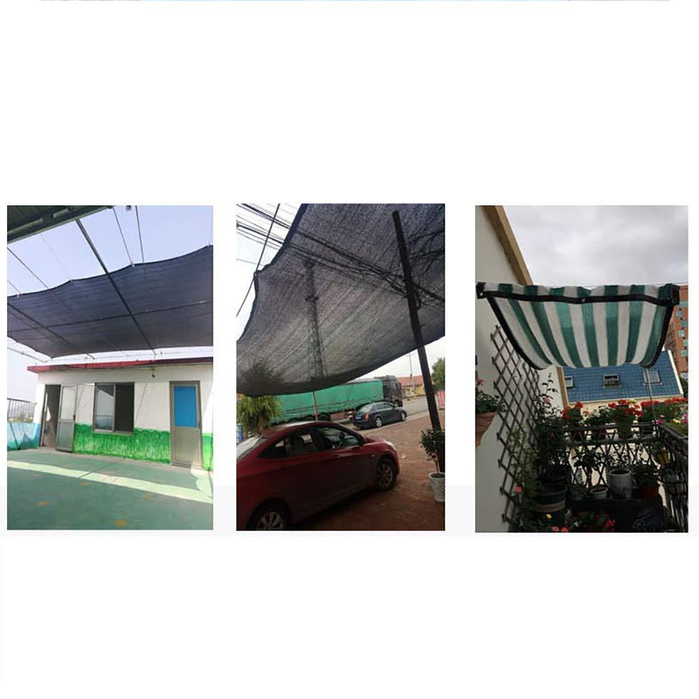 ZYFA Malla sombreo,Malla Jardin, Malla Red Resistente a UV,Solar Sombra Paño para la Planta del Jardín de Flores Barn Invernadero o Cubiertas de Techo de la Perrera de Coches: Amazon.es: Hogar