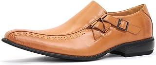 [ジンク] 5863 ビジネスシューズ 本革 日本製 革靴 メンズ レザー 撥水 紳士靴 ロングノーズ スーツ 国産 就活 天然皮革 雨