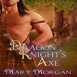 Dragon Knight's Axe audiobook cover art