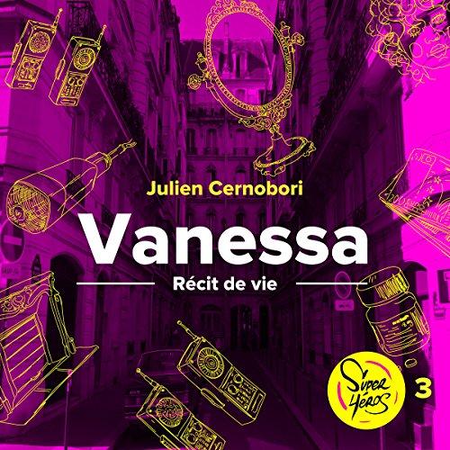 Vanessa. Enfer et contre tout cover art