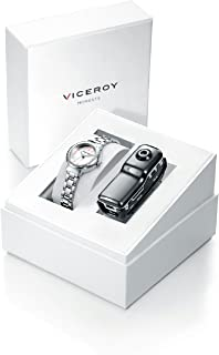 Watch Viceroy 40880-05 Steel Silver Girl Communion