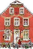 Aufstellkalender – Weihnachten bei uns Zuhaus: Zum Aufklappen und Aufstellen