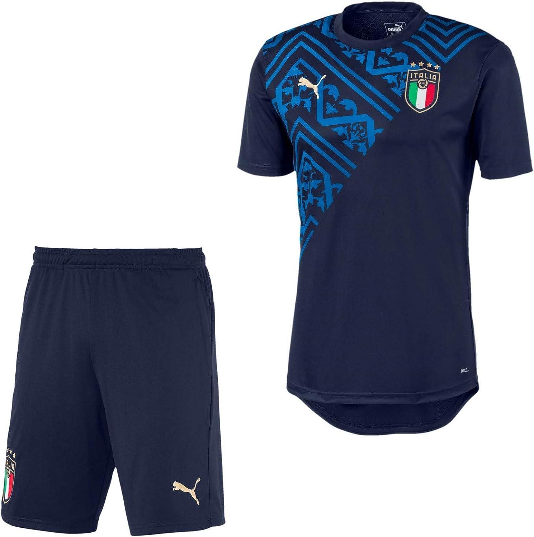 PUMA Maillot de l'Italie short - Coupe du monde 2020 (2021 ...