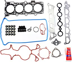 SCITOO Compatible with Cylinder Head Gasket Kits fit 99-02 Saturn SC2 SL2 SW2 1.9L DOHC 16v VIN 7 Cylinder Head Gaskets Automotive Replacement Gasket Set