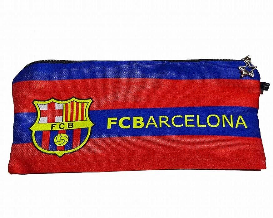 心理的負請求可能FCバルセロナ ペンケース(筆箱)