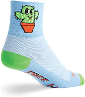 featured product SockGuy Prickly Cycling Sock - Unisex
