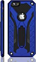 iPhone 6 Plus/iPhone 6S Plus Case, Military Grade 12ft. Drop Tested Protective Case with Kickstand, Compatible with Apple iPhone 6 Plus/iPhone 6S Plus - Blue