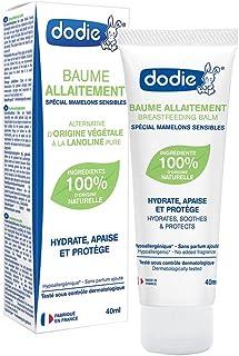 Dodie - Soin mamelons avec lanoline Végétale - 40ml