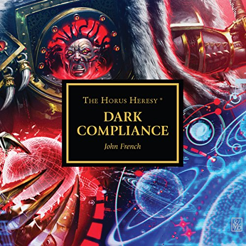 Dark Compliance audiobook cover art