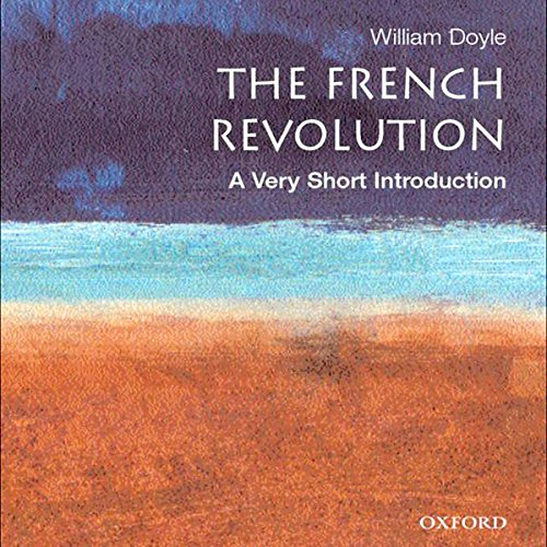 The French Revolution audiobook cover art