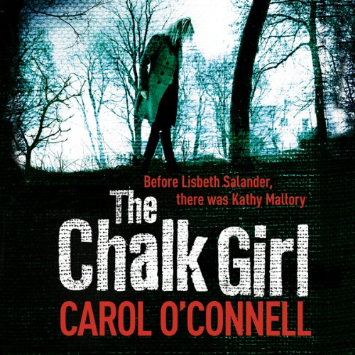 The Chalk Girl audiobook cover art