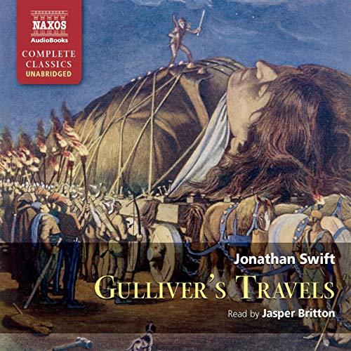 Couverture de Gulliver's Travels