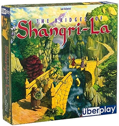 Bridges of Shangri-La by Uberplay
