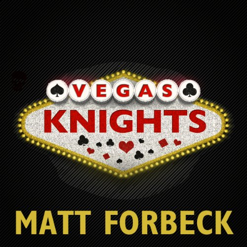 Vegas Knights audiobook cover art