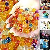 Bolas de Gel de Agua,50000 Piezas Perlas de Agua, Perlas de Agua para niños, Perlas de Agua para...