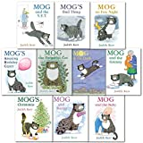 Judith Kerr Mog the Forgetful Cat Collection 10 Books Set by Judith Kerr (2016-08-01)