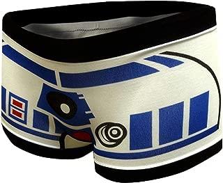 Women's Classic Star Wars R2 D2 Boyshort Panty