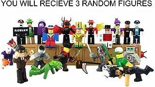 ROBLOX Random Action Figures mystery box + Virtual Item Code 2.5
