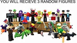 ROBLOX Random Action Figures mystery box + Virtual Item Code 2.5