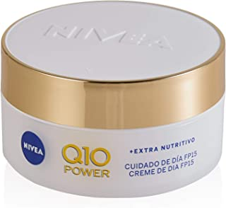 Nivea Q10 Power Antiarrugas Crema de Día Extra Nutritiva FP15 50ml