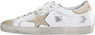 Golden Goose Deluxe Brand Women Sneakers Superstar G31WS590B30 White Leather/Ivory Star (whoosso)
