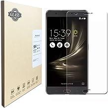 Asus Zenfone 3 Ultra ZU680KL Screen Protector 6.8 Inch, Tempered Glass Anti-Fingerprints Thin 9H Screen Hardness Screen Pr...
