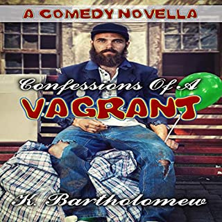 Confessions of a Vagrant audiobook cover art