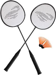Triumph 2-Player Badminton Racket Set