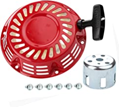 Kuupo 69730 69727 Recoil Pull Starter Start Cup Assembly for Harbor Freight Predator 212CC 173CC 6.5 7 HP Engine Champion Power Equipment 91520 92207 92208 92210 92221 92251 Log Splitter