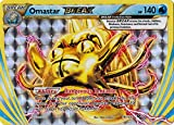 Pokemon - Omastar Break (19/124) - XY Fates Collide - Holo