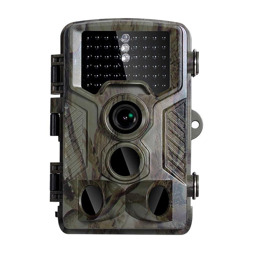 ハンバーガー解体するデイジー16百万ピクセルフィールド狩猟カメラ、0.2秒誘導赤外線ナイトビジョン狩猟誘導防水タイミングカメラ時間写真屋外モーション検出写真 (Size : +16G card)
