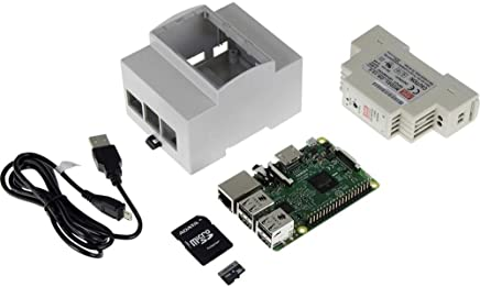 Raspberry Pi® 3 Model B Kamera-Set 1 GB Noobs incl. alimentatore, incl. Software, incl. IP-telecamera, inkl - Trova i prezzi più bassi