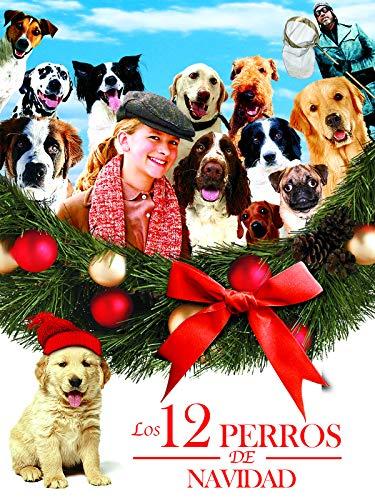 12 Perros Para Navidad (Spanish 12 Dogs of Christmas)