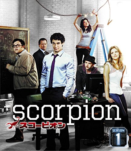 SCORPION/スコーピオン シーズン1(トク選BOX)(11枚組) [DVD]
