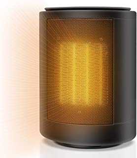 YONDLEE Calefacción Eléctrica, Ajuste De Cuatro Velocidades Portátil Inicio/Oficina Silenciosa Vibración Calefacción