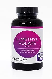 L-methylfolate Walgreens